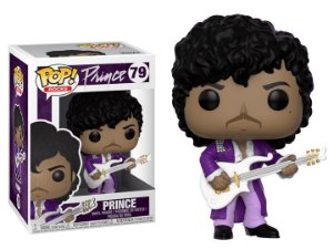 Funko Pop Prince Purple Rain #79