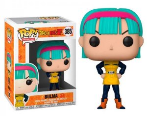 Funko Pop Dragon Ball Z Bulma #385