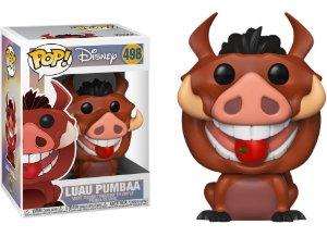 Funko Pop Disney O Rei Leão The Lion King Luau Pumba #498