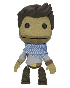 Little Big Planet Uncharted Sackboy Neca Action Figure
