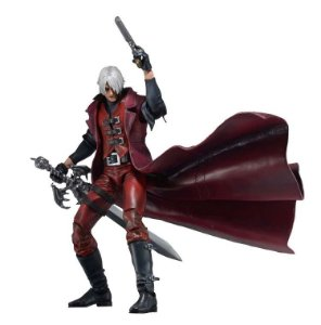 Devil May Cry Dante 18cm Action Figure