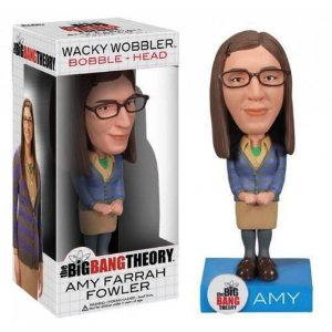 Funko Wacky Wobbler The Big Bang Theory Amy Farrah Fowler