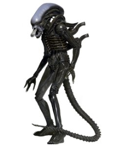 Alien Clássico Filme 1979 Action Figure