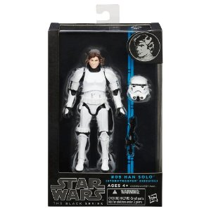 Star Wars Black Series Han Solo Stormtrooper #09 Hasbro