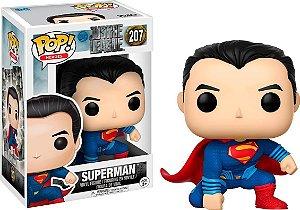 Funko Pop DC Liga da Justiça Superman #207