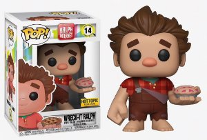 Funko Pop Disney Detona Ralph Breaks the Internet Wreck-it Ralph Exclusivo #14