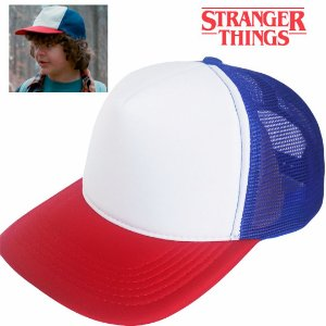 Boné Dustin Stranger Things Cosplay