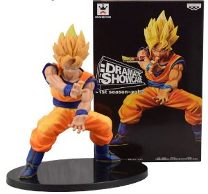Dragon Ball Z Goku Dramatic Show Banpresto Action Figure