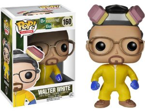 Funko Pop Breaking Heiseberg Bad Walter White #160
