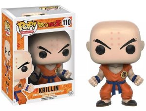 Funko Pop Dragon Ball Z Krillin #110