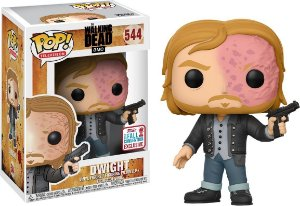 Funko Pop The Walking Dead Dwight Exclusivo NYCC17 #544