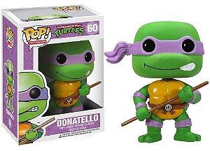 Funko Pop Tartaturas Ninja Donatello #60