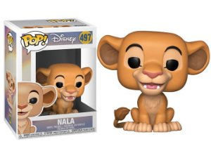 Funko Pop Disney O Rei Leão The Lion King Nala #497