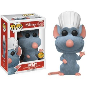 Funko Pop Disney Ratatouille Remy Flocked Chase #270
