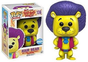 Funko Pop Hair Bear Bunch Hair Bear Exclusivo Funko Shop #136
