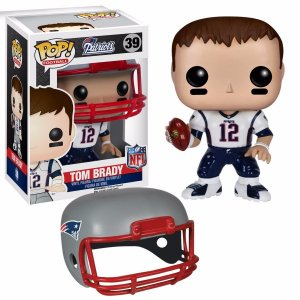 Funko Pop NFL New England Patriots Tom Brady #39