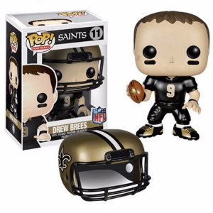 Funko Pop NFL New Orleans Saints Drew Brees #11