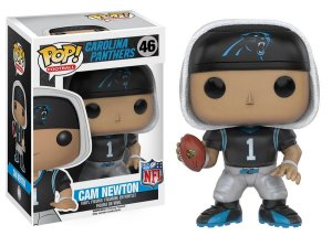 Funko Pop NFL Carolina Panthers Cam Newton #46