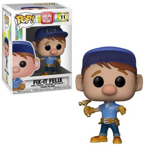 Funko Pop Disney Detona Ralph Breaks The Internet Fix It Felix #11