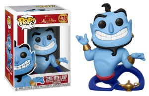 Funko Pop Disney Aladdin Genie with Lamp #476