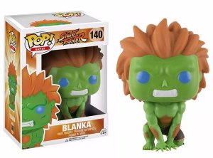 Funko Pop Street Fighter Blanka #140