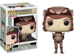 Funko Pop DC Comics Bombshells Hawkgirl Exclusivo #223