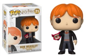 Funko Pop Harry Potter Ron Weasley with Howler #71