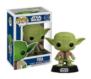 Funko Pop Star Wars Yoda #02