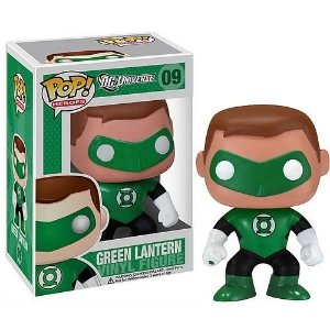 Funko Pop DC Green Lantern #09