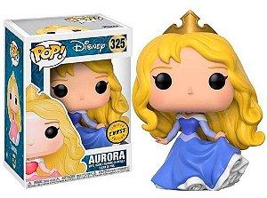Funko Pop Disney A Bela Adormecida Aurora Chase #325