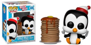 Funko Pop Chilly Willy With Pancakes #486