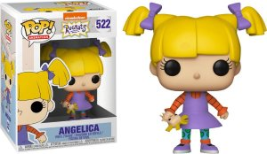 Funko Pop Rugrats Angelica #522