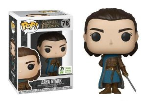 Funko Pop Game of Thrones Arya Stark Exclusivo ECCC 2019 #76