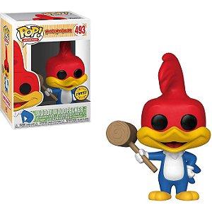 Funko Pop Pica Pau Woody Woodpecker Chase #487