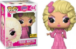 Funko Pop Drag Queens Trixie Mattel Exclusiva Hot Topic #03