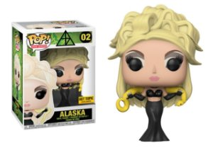 Funko Pop Drag Queens Alaska Exclusiva Hot Topic #02