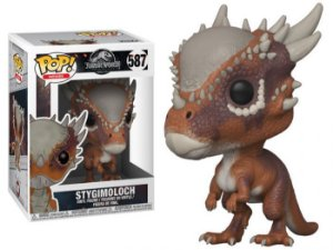 Funko Pop Jurassic World Stygimoloch #587