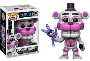 Funko Pop Five Nights At Freddys FNAF Funtime Freddy #225