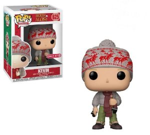 Funko Pop Home Alone Esqueceram de Mim Kevin Exclusivo Target #625