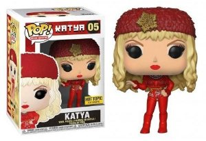 Funko Pop Drag Queens Katya Exclusiva Hot Topic #05