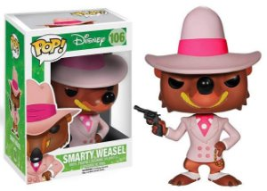 Funko Pop Disney Roger Rabbit - Smart Weasel #106