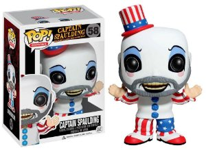 Funko Pop Captain Spaulding #58