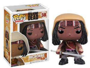 Funko Pop The Walking Dead Michonne #38
