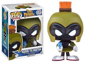 Funko Pop Duck Dodgers Marvin The Martian #143