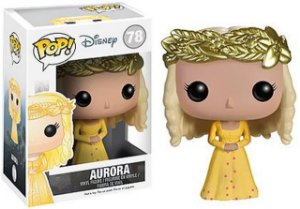 Funko Pop Disney Bela Adormecida Movie Aurora #78