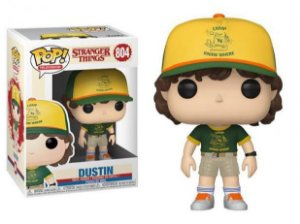 Funko Pop Stranger Things Dustin #804