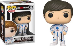 Funko Pop The Big Bang Theory Howard Wolowitz Space Suit #777