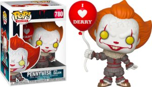 Funko Pop Terror IT Coisa 2 Pennywise With Balloon #780