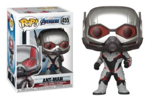 Funko Pop Marvel Vingadores Ultimato Avengers Endgame Ant-Man Homem Formiga #455