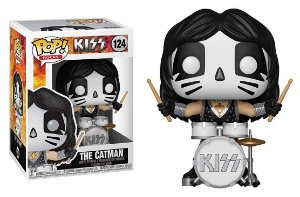 Funko Pop Kiss The Catman #124
